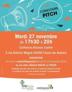 concours de pitch