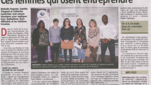 article GIEN 8Mars20192